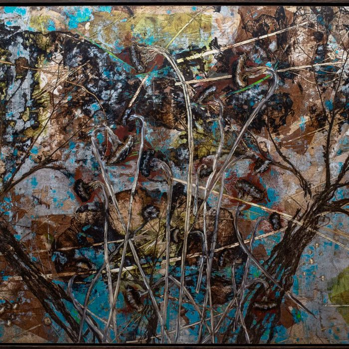 676 Everglades 200x93 cm