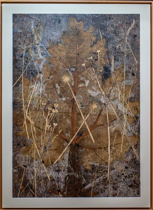 766 Mammutblatt 128x94 cm